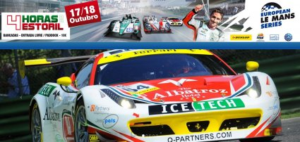 4 horas Le Mans Estoril 2015
